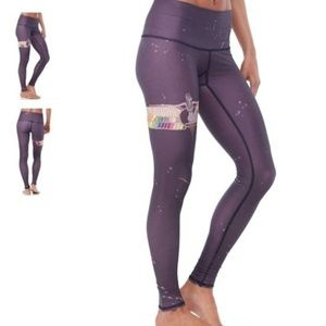 Teeki Egyptian Goddess Leggings Carbon38